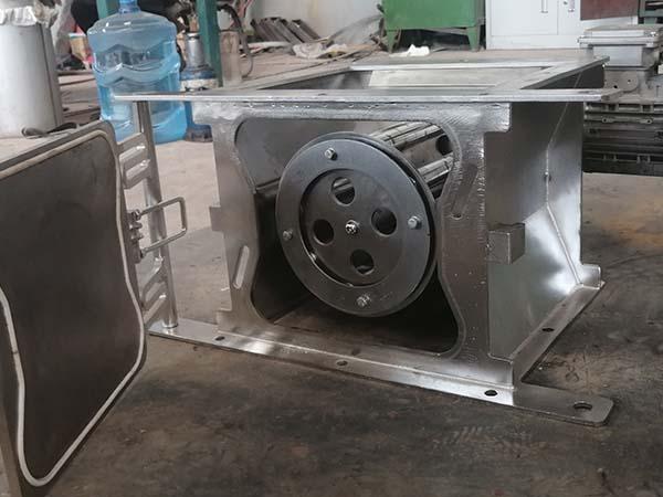 Rotation Grate Magnet
